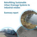 Retrofitting SUDS report cover