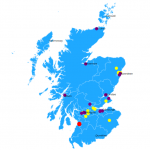 Scotland's Water Sector Map