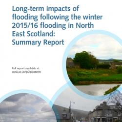 Impacts of Flooding in North East Scotland