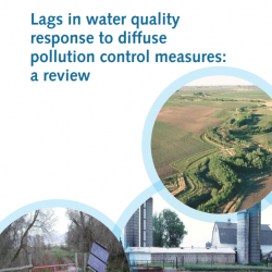 Lags in water quality response to diffuse pollution control measures: a review