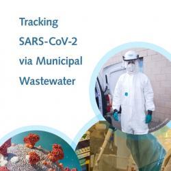 Tracking SARS-COV2 via Municipal Wastewater